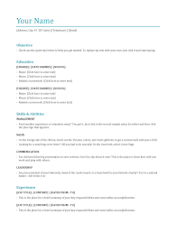 Restaurant Manager Job Resume by Resume Template Job Fast Food Restaurant Manager Objectives For