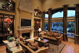 Gorgeous Tuscan Living Room Room Ideas For The Home Pinterest - Tuscan family room