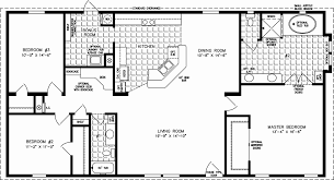 3 bedroom 2 bath floor plans elegant floor plan for a small house