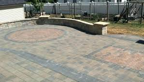 Patio Brick Pavers Awesome Patio Pavers Lowes Terrene Info