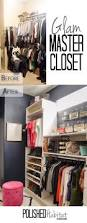 Closet Organization Ideas Pinterest by Best 25 Creative Closets Ideas On Pinterest Apartment Closet