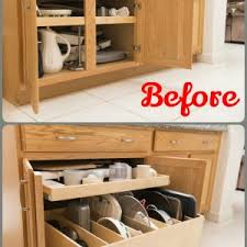 pull out kitchen storage ideas ideas pull out cabinet storage design ideas with shelf genie