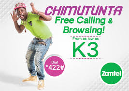 free nights and weekends prepaid lights zambia zamtel launches free browsing and free night calling offer