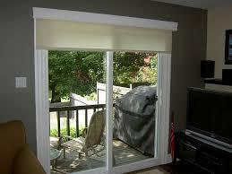 Patio Window Treatment by Patio Door Shades Options Image Collections Glass Door Interior