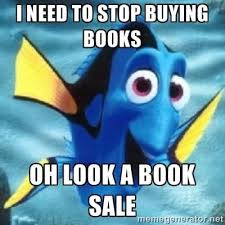 Buy All The Things Meme - 50 hilarious memes you ll relate to if you love books