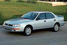 toyota camry two door 1992 96 toyota camry consumer guide auto