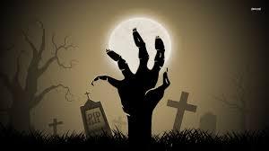 halloween graveyard wallpaper page 6 bootsforcheaper com