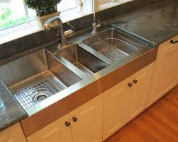 Triple Bowl Sink Houzz - Triple sink kitchen