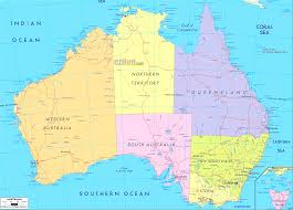 map of aus australian maps templates radiodigital co aus