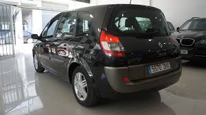 renault scenic 2005 7 seater renault grand scenic 1 9l diesel u2013 7 seater bargain cars spain