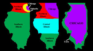 Northern Illinois Map by 6 Maps Of Illinois That Are Just Too Perfect And Hilarious