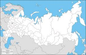 Russian Map Blank Russia Map Emaps World