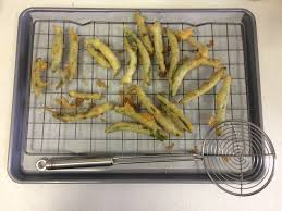 rosle cuisine equip my kitchen tempura fried green beans