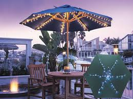 Battery Operated Patio Umbrella Lights by 72 Led Battery Operated Garden Parasol Umbrella Chain Light 8