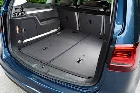 land rover discovery sport trunk space volkswagen sharan mpv practicality u0026 boot space carbuyer