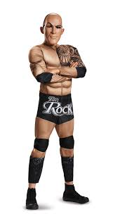 John Cena Halloween Costume Rock Youth Halloween Costume Wwe