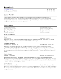 sample bank manager resume the best district manager resume sample resume template info resume samples for district manager retail district manager resume sample district manager job description resume
