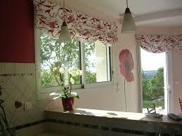 rideaux pour cuisine moderne impressionnant idees de rideaux cuisine moderne vue cour arri re
