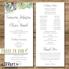 order of ceremony for wedding program sams club wedding invitations 8628 together with wedding program