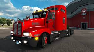 kenworth europe kenworth t600 v1 0 fixed for 1 26 truck ets2 mod