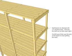 Wood Magazine Ladder Shelf Plans by Building Wood Shelf Supports Discover Woodworking Projects
