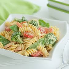 creamy pasta u0026 veggie saladgreat recipes from french u0027s foods