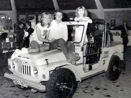 jeep suzuki barry sheene u0027s pit jeep to be auctioned by h u0026h on february 26th