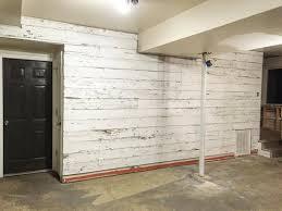 Barn Wood Basement Urban Wood Company U2014 Here U0027s Our First Wall Install Using Our