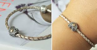 pandora silver leather bracelet images The black pearl blog uk beauty fashion and lifestyle blog jpg