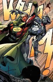 Uncanny Weird Science Dc Comics Uncanny Avengers 11 Review Marvel Mondays