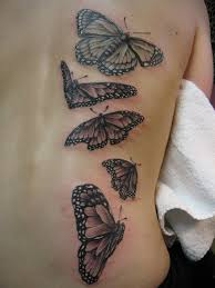 220 best butterfly tattoos images on pinterest beautiful