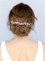 bridal hair comb beaded bridal hair comb shop wholesale bridal hair accessories