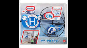 Little Tikes Football Toy Box Little Tikes My First Flyer Toy Helicopter Review Youtube