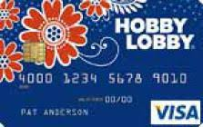 hobby lobby credit card reviews