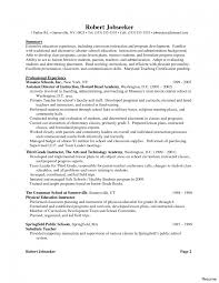 resume for student teaching exles in writing teacher education emphasis 3 teachers resume exles tips for 0a