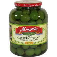 italian olives mezzetta italian pitted green olives 25 oz from costco instacart