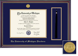 a m diploma frame diploma frames of michigan dearborn bookstore