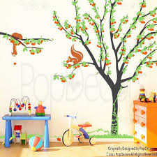 Kids Room Wall Decor Stickers by 134 Best Tree Wall Decals Images On Pinterest Tree Wall Decals