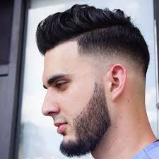 skin fade comb over hairstyle die besten 25 skin fade comb over ideen auf pinterest comb over