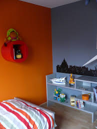 chambre bebe orange orange chambre bebe