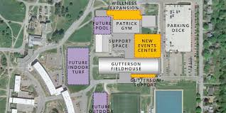 Uvm Campus Map Uvm Trustees Give Go Ahead For Athletic Facility Project