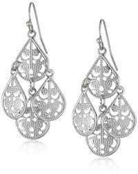 silver chandelier earrings silver plated chandelier earrings cheap wire chain with indianlier