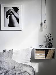 Floating Nightstand Shelf The Floating Nightstand Nightstands Bedrooms And Room