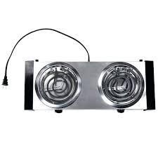 2 Burner Cooktop Electric Ge Table Top Electric Stove Table Top Electric Cooking Stove 2