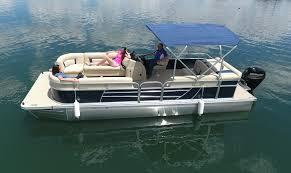 Vinyl Pontoon Boat Flooring by Boat Rentals Navajo Lake Marina