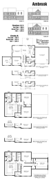 143 best floor plans images on pinterest floor plans home plans the ambrook floor plan by garman builders elevation a c first floor