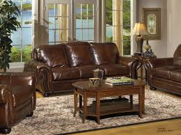 Leather Sofa Loveseat by 8555 Leather Sofa