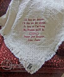 personalized wedding blanket personalized of the gift personalized wedding