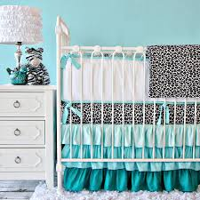 Cheetah Bedding Cheetah Crib Bedding Set Home Inspirations Design