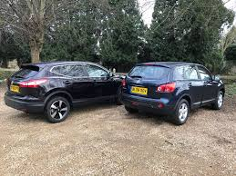 nissan qashqai new shape nissan qashqai rise of the crossover parkers